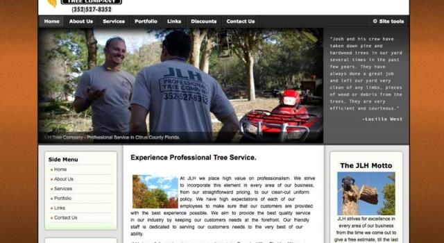 JLH Tree Service 2007