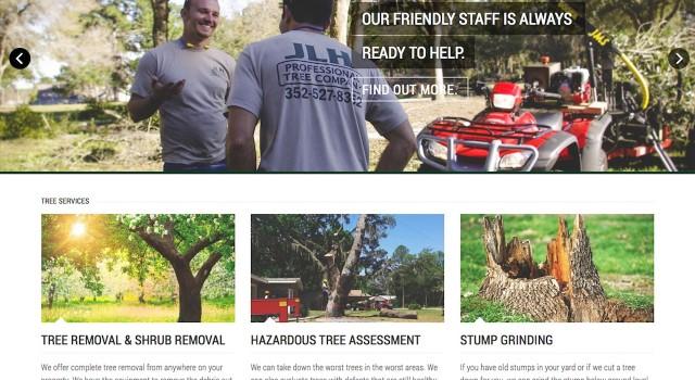 JLH Tree Service 2015